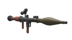 RPG-7 optical sight 3D Model