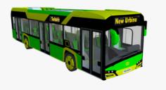 Solaris Urbino 3D Model