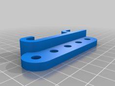 Dial Indicator Mount for Prusa i3 3D Print Model