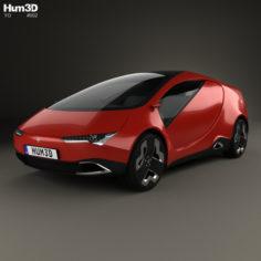 YO concept 2011 3D Model