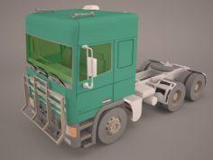 Trucks 3D Model