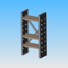 Shelf 3D Print Model
