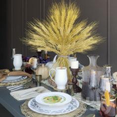 Table setting 19                                      3D Model