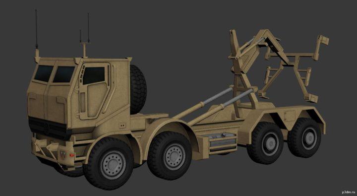 LVS 3D Model