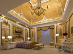 Bedroom 98 3D Model