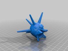 beholder demagorgon 3D Print Model