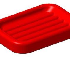 soap dish 3D Print Model