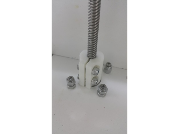 coupling_5x8 3D Print Model