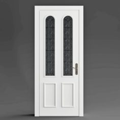 Door classic 3D Model