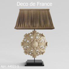Deco de France table lamp 3D Model