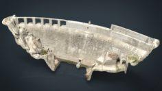 WATER DAM 3D Model