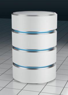 Database 3D Model