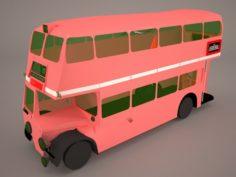 AEC Regent 3D Model