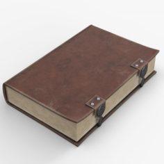 Book 003 3D Model