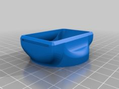Zeiss 35mm F2.8 ZM Hood 3D Print Model