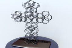 Iron Crucifix 3D Model