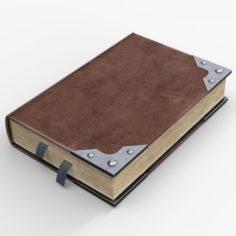 Book 002 3D Model