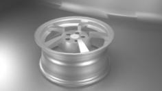 Car drive Free 3D Model