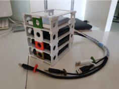 HD SKYSCRAPER 3D Print Model