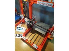 AX8 Anet a8 frame ( AM8 remix )  3D Print Model