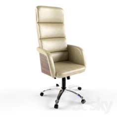 office chair Phantom HB                                      Free 3D Model