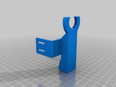 713maker gantry with stock hotend cooler 3D Print Model