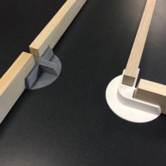 Border Brackets 3D Print Model