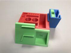Toolbox 3D Print Model
