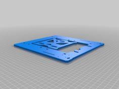 Prusa Mini i3 Printable Frame 3D Print Model