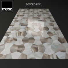 DECORO REXL PLAZA YAPI 3D Model