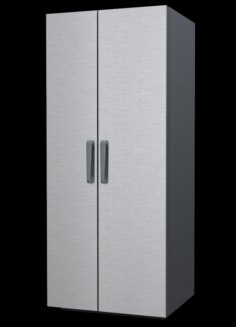 36 inch refrigerator fridge 3D Model