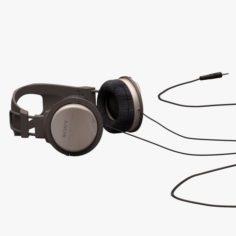 Sony Headphone 3D Model