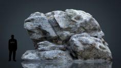 ROCK 29 3D Model