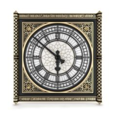 Big Classical Clock Luxury 3D Model