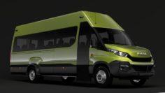Iveco Daily Tourus L5H3 20014-2016 3D Model