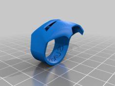iron man ring custom 3D Print Model