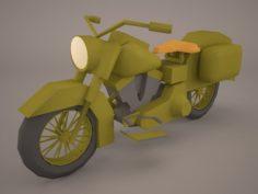 FLSTCI 3D Model