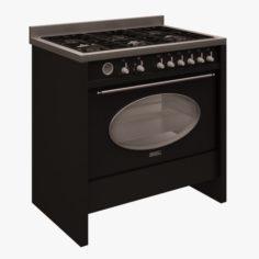 Smeg Oven 3D Model