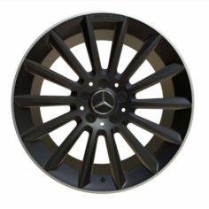 Rim Mercedes Benz 2 3D Model