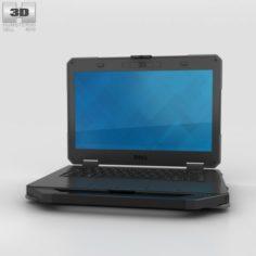 Dell Latitude 14 Rugged 3D Model