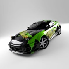 Supra 3D Model
