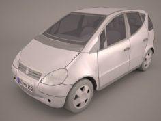 Mercedes A Class 3D Model