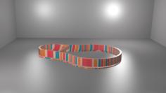 Light Cookie Cutters 3D Model