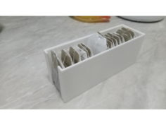 Box for tea bugs 3D Print Model