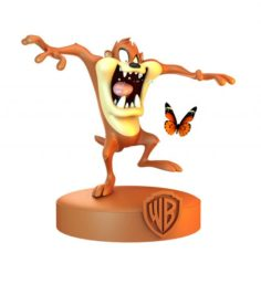 Tasmanian Devil Looney Tunes 3D Model
