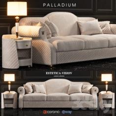 ESTETICA Palladium                                      3D Model
