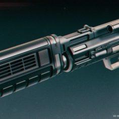 The Baragwin assault gun 3D Print Model