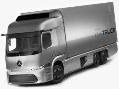 Mercedes Urban eTruck 3D Model