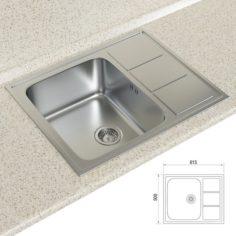 SinkLongran 3D Model