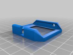 Zen Watch 2 Protector Case 3D Print Model